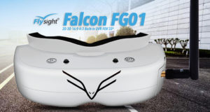 Flysight Falcon FG01 FPV Goggles