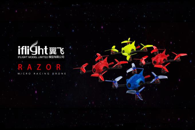 IFlight Rasoir X125
