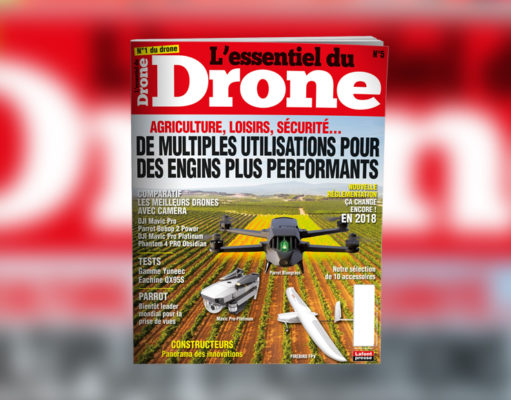 L'essentiel du drone N°5