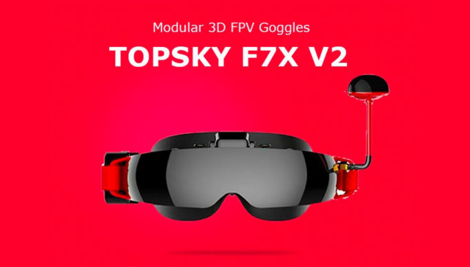 goggle FPV racing