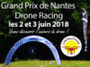 Grand Prix de Nantes 2018 Drone Racing