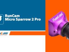 RunCam Micro Sparrow 2 Pro Racing