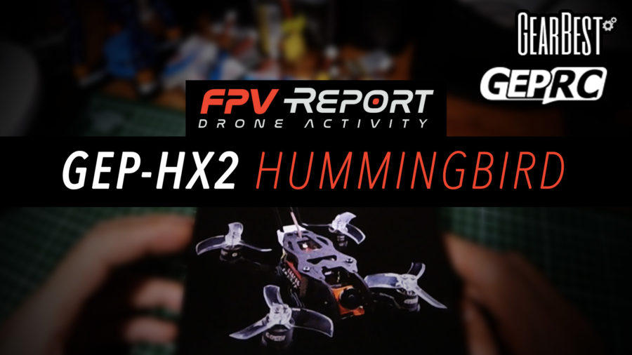 Review GEPRC GEP HX2 Hummingbird