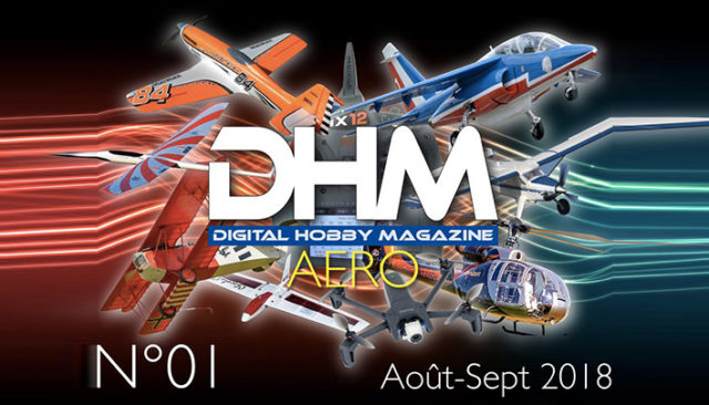 DHM AERO Magazine N°01