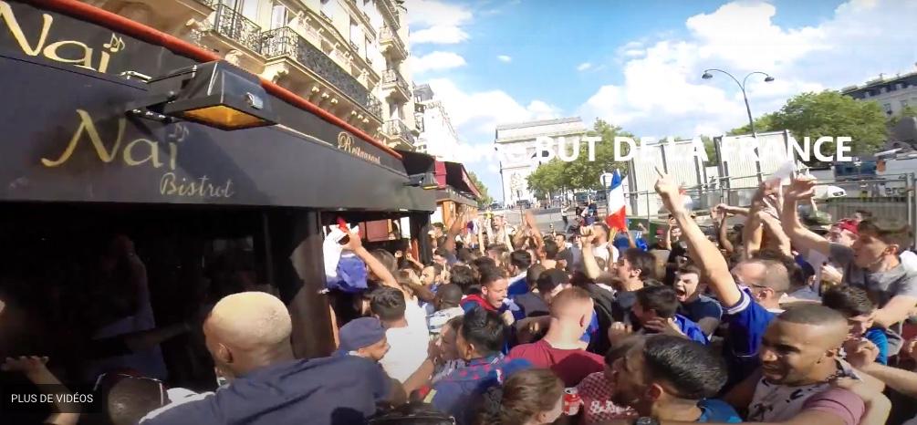 FRENCH WORLD CHAMPION 2018 IN PARIS