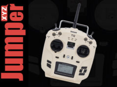 Jumper T12 radiocommande fpv racing