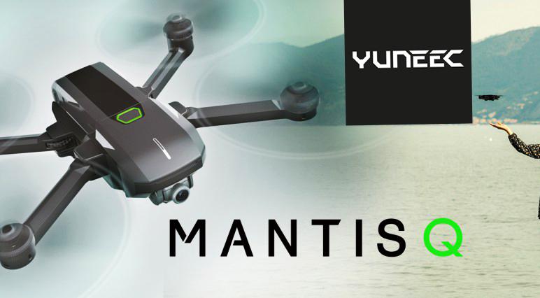YUNEEC Mantis Q - Drone de loisir 4K