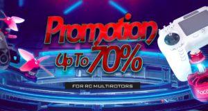 A Big Promotion of RC Drone banggood
