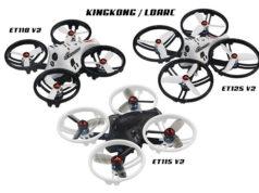 KINGKONG/-LDARC / ET110 V2 / ET115 V2 / ET125 V2