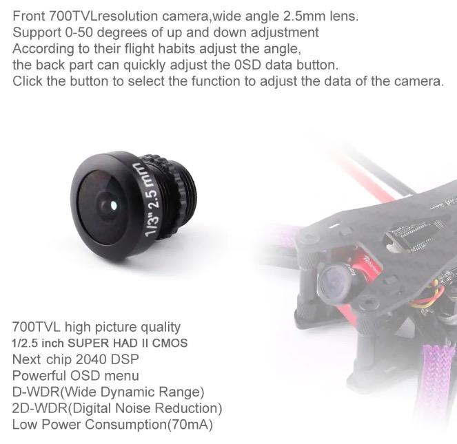 Tero Q215mm camera