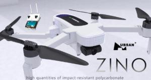 hubsan zino 4K FPV drone