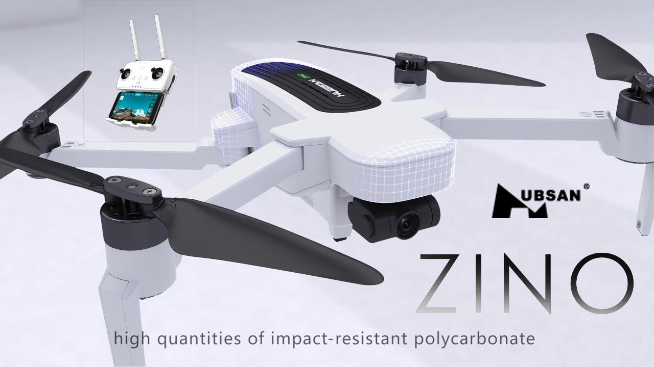 Hubsan Zino 4K – Drone FPV News