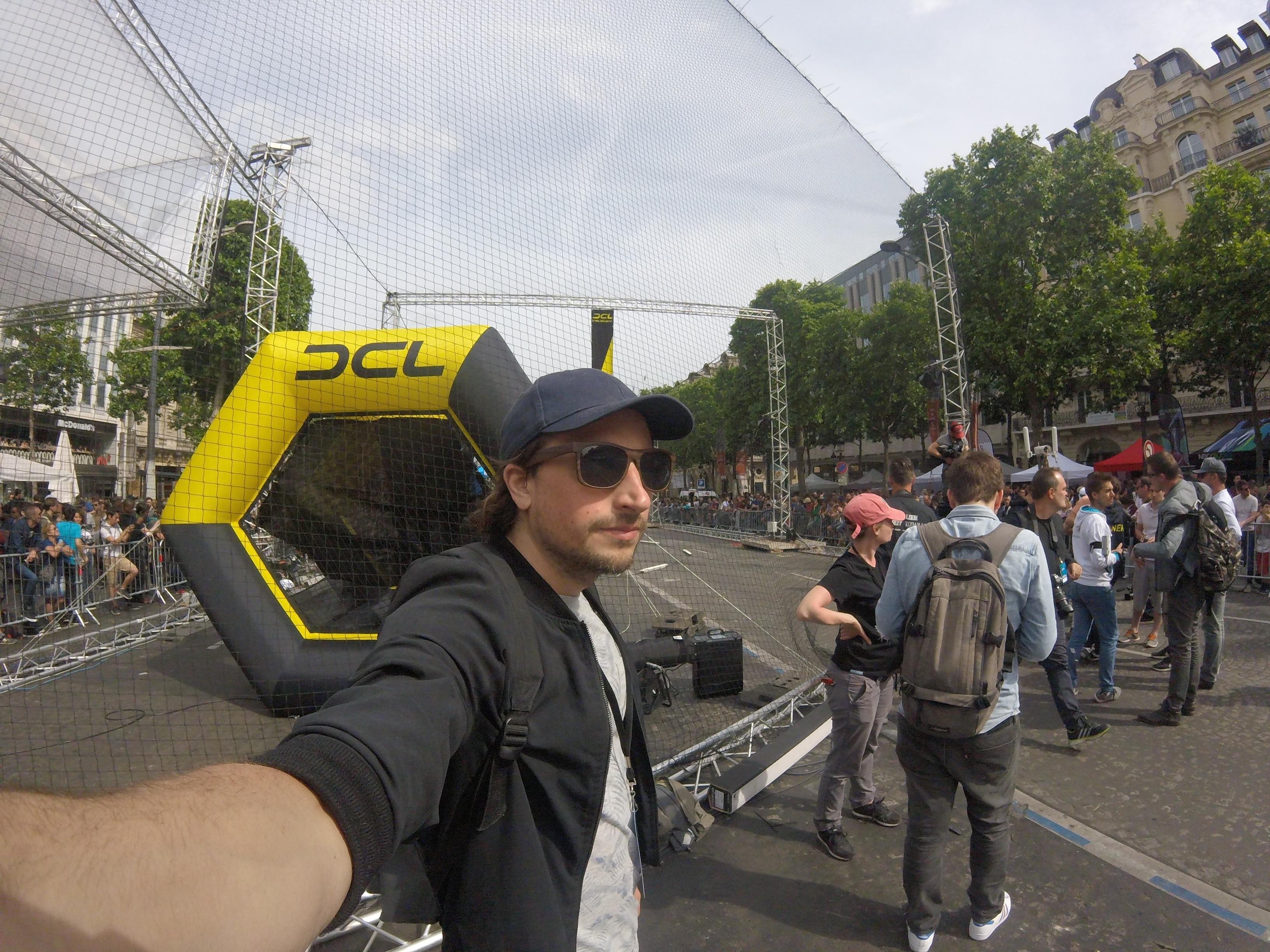 Quentin james FPV Drone