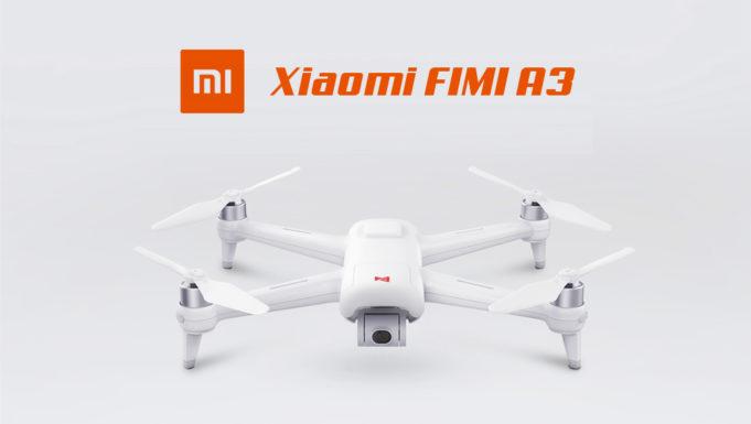 Xiaomi FIMI A3 fpv