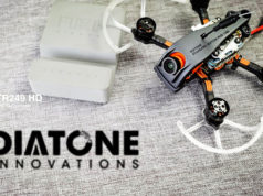 Diatone innovations 2019 GT-Rabbit R249HD 2inch