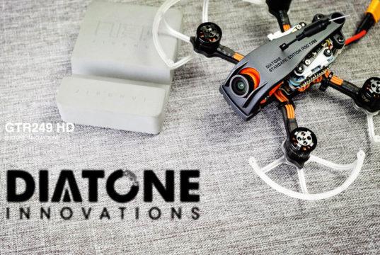 Diatone innovations 2019 GT-Rabbit R249HD 2inch