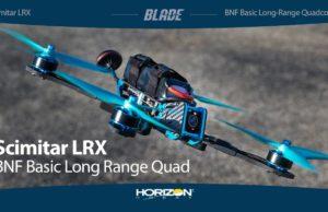 Blade Scimitar LRX BNF Basic