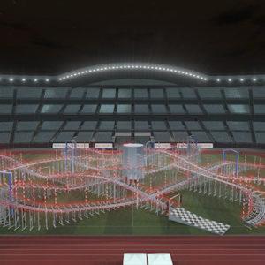 EreaDrone FPV Simulator 2018 FAI World Drone Racing Championships