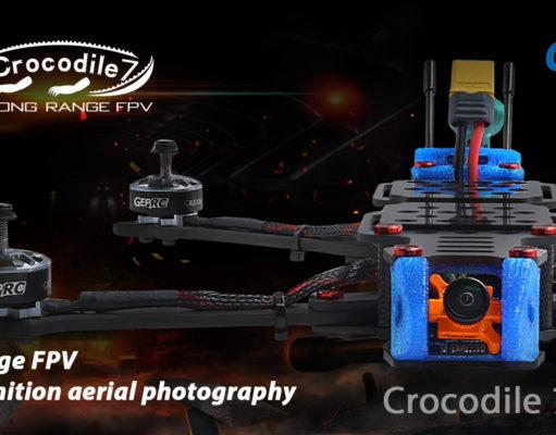 GEPRC Crocodile 7