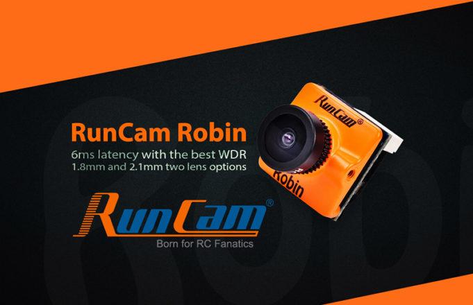 RunCam Robin camera FPV