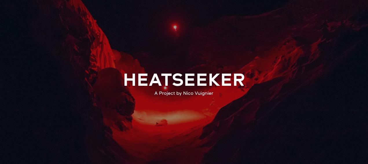 heatseeker cinematic fpv montagne