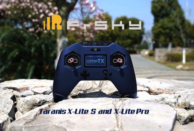 FRSky Taranis X-Lite S et Pro