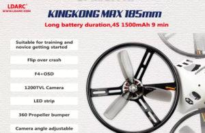 kingkong_ldarc et max 185mm