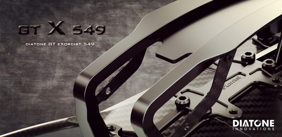 Diatone GT X549 EXORCIST