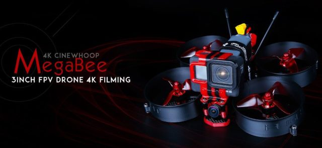 MegaBee iFlight Cinewhoop