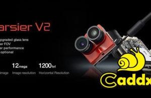 Caddx Tarsier V2 4K FPV