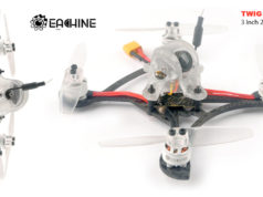 Eachine Twig 115mm - Toothpick FPV