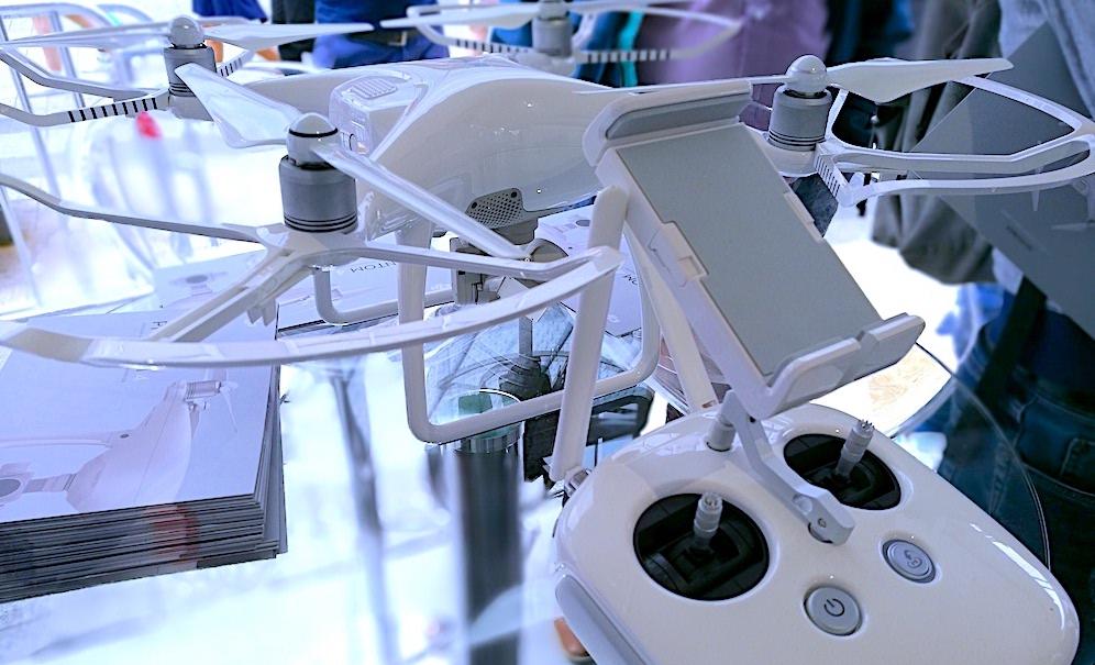 Emplois : Drones Télépilote