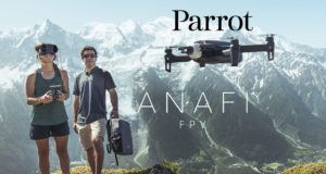 Parrot Anafi FPV Ready
