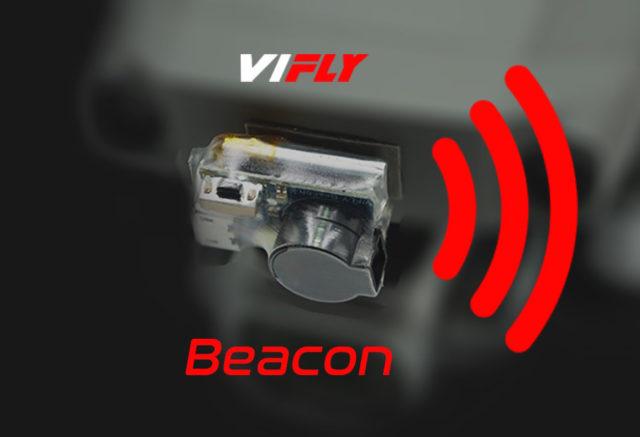 VIFLY Beacon - Drone Buzzer auto-alimenté
