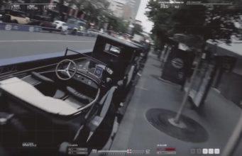 Cinematic FPV Citroën Paris Beaugrenelle