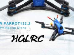 HGLRC Toothpick 3'' Parrot132