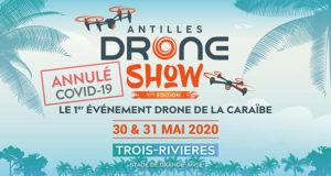Antilles Drones Show 1ere edition 2020