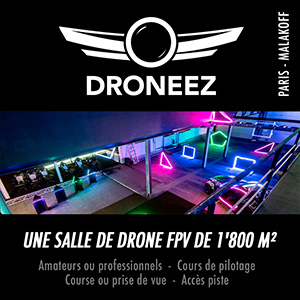 Droneez paris fpv spot
