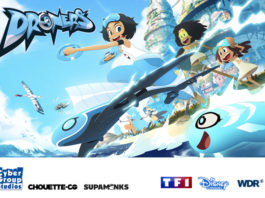 Droners Tv Series