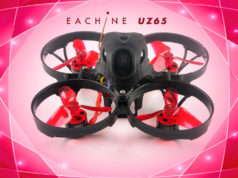 Eachine UZ65 Tinywhoop FPV