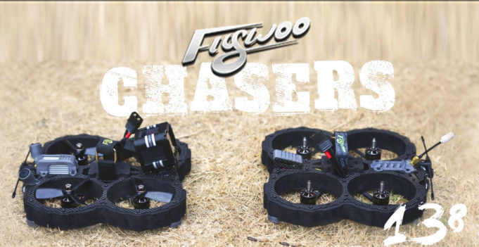 FLYWOO CHASERS 138mm CineWhoop FPV