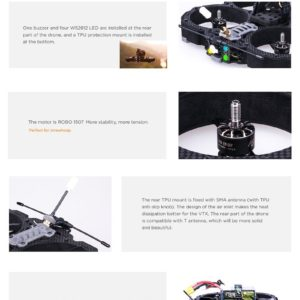 FLYWOO CHASERS 138mm CineWhoop – infos