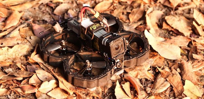 FLYWOO CHASERS 138mm CineWhoop - photo3
