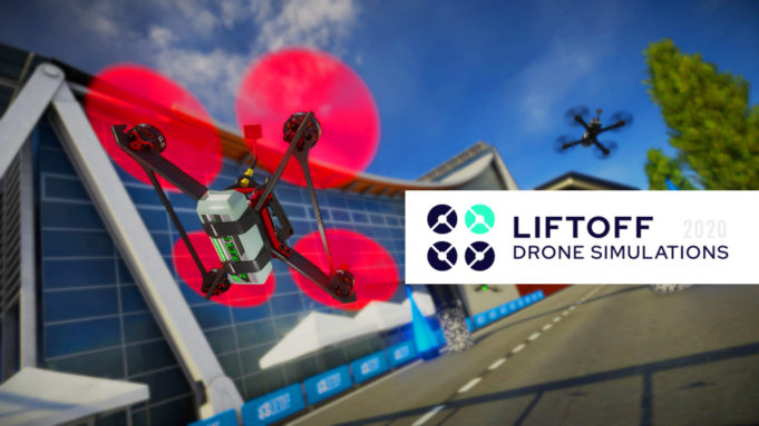Liftoff drone Simulator FPV