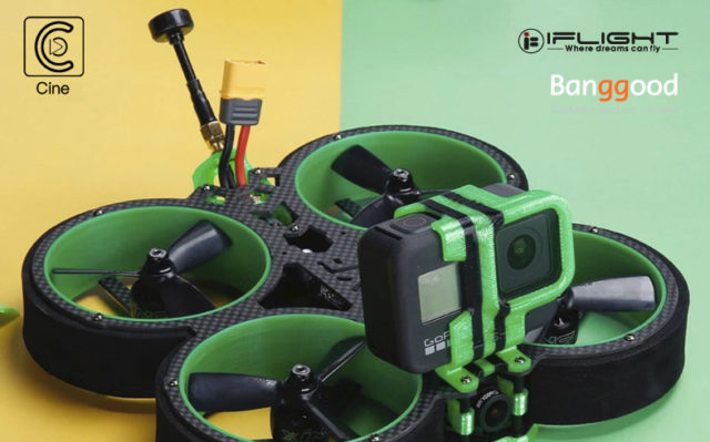 iFlight Green Hornet CineWhoop 4S