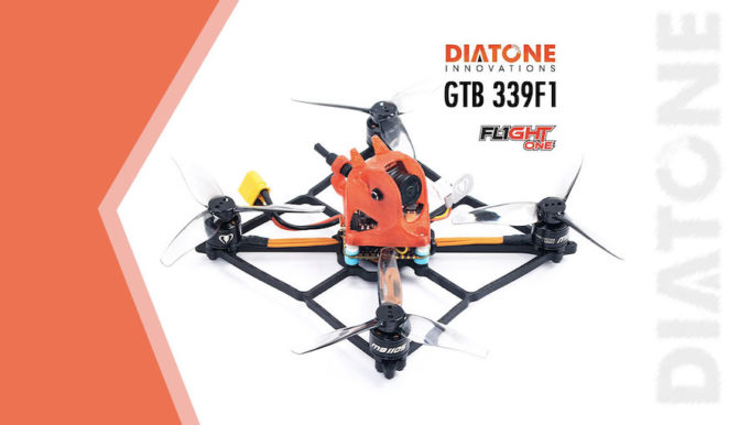 Diatone GTB 339F1 Flightone