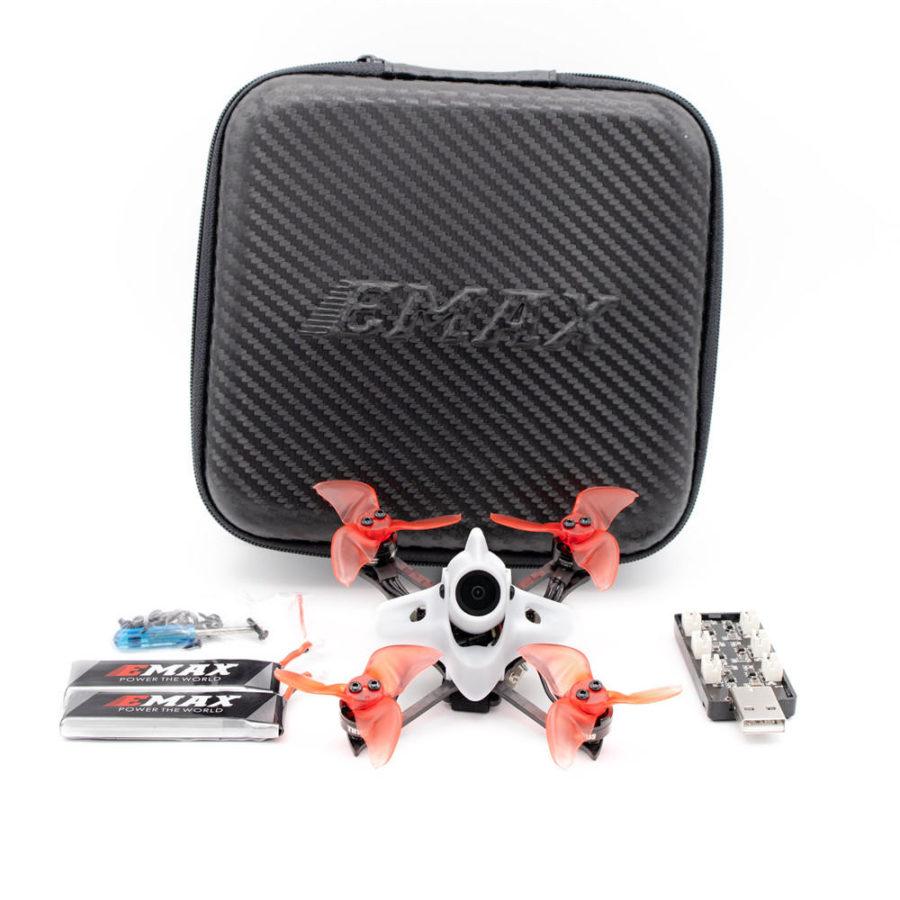 EMAX Tinyhawk II 90mm emballage et contenu