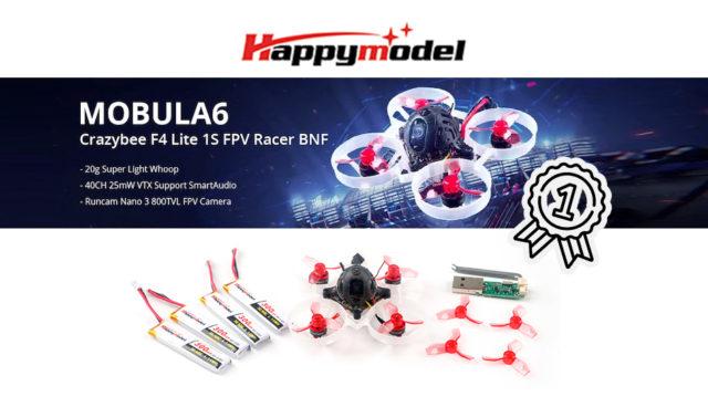 Happymodel Mobula6 65mm