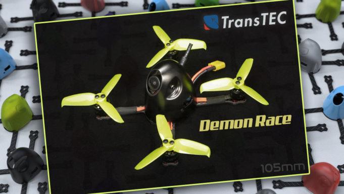 TransTEC Demon Race ToothPick