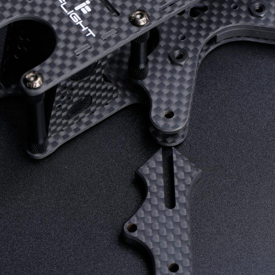 XL5-V4-Frame bras facile à changer